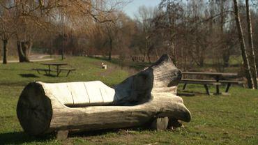 Le tout nouveau parc du Vogelzang