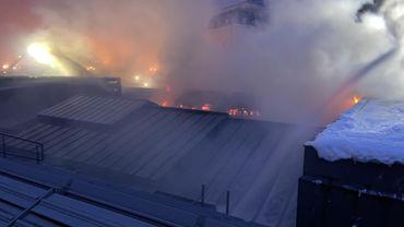 Incendie à Bozar : l'orgue serait endommagé