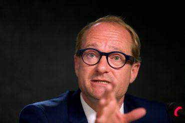 Ben Weyts, ministre flamand de la Mobilité (N-VA)