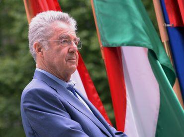 Heinz Fischer, président autrichien
