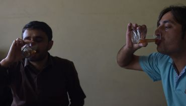 Dans le nord du Pakistan : douces vendanges et enivrements illicites