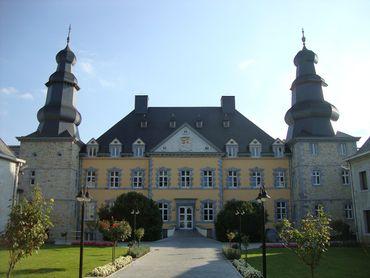 Le château de Baelen