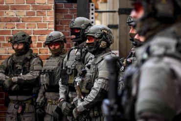 """Un centre d'entraînement """"ultramoderne"""" pour les unités spéciales de police"""
