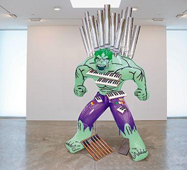 """""""Hulk"""" (2004-2012)"""