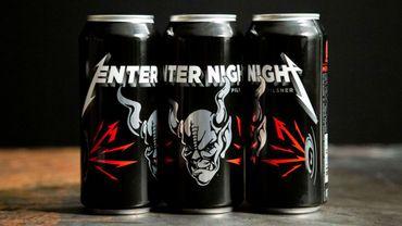 Metallica dévoile sa nouvelle bière