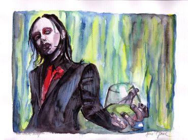 7 anecdotes méconnues sur Manson