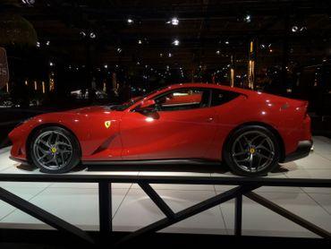 La Ferrari 812 Superfast