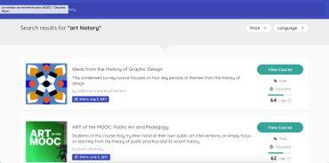 Coorsy : le moteur de recherche de MOOC