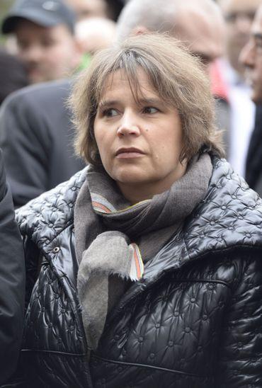 La secrétaire d'Etat Cécile Jodogne.