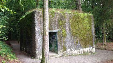 Refuge d'Adolf Hitler durant la Seconde Guerre mondiale