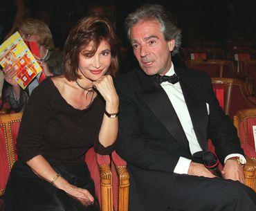 Le couple en 1999.