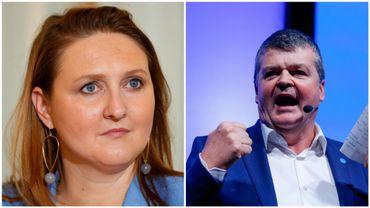 La présidente de l'Open VLD pourrait devenir ministre