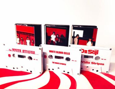 The White Stripes en K7