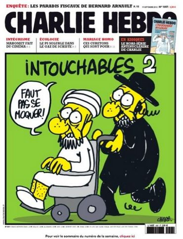 Charlie Hebdo avait déjà été la cible d'un attentat en 2011