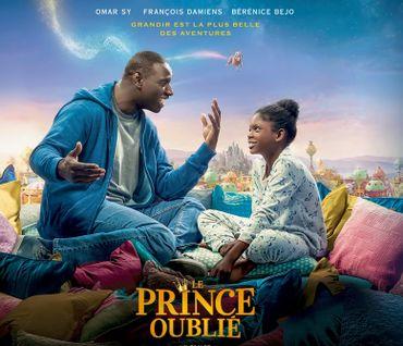 Omar Sy n'a rien d'un Prince Oublié!