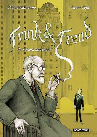 Frink & Freud, de Pierre Péju et Lionel Richerand