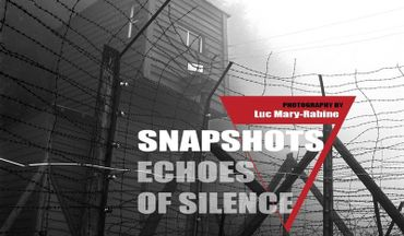 """L'expo sur la déportation """"Snapshots Echoes of Silence"""" s'ouvre au musée de l'Armée"""