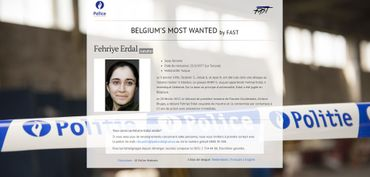 Fehryie Erdal, la femme la plus recherchée de Belgique