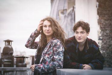 Vassilena Serafimova et Thomas Enhco
