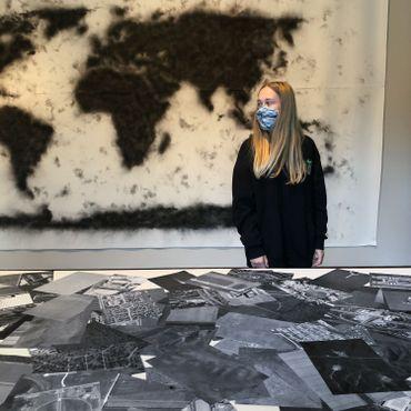 L'exposition Mappa Mundi à la Fondation Boghossian.