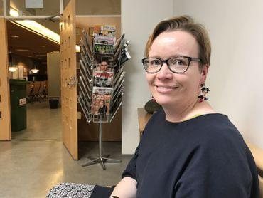 Pirjo Sallingen, professeur de finnois