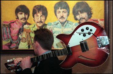 Les Beatles continuent d'influencer et d'inspirer nombre de musiciens