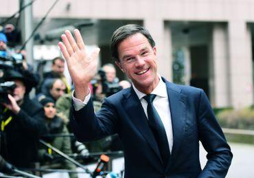 Le Premier ministre néerlandais Mark Rutte souhaite plus de fermeté dans le chef de l'Union européenne.