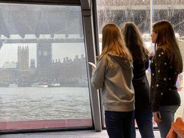 Les élèves du Lycée Mater Dei avaient une journée, montre en main, pour visiter l'essentiel de Londres.