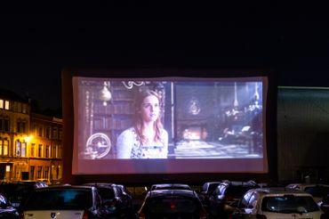 Retour vers le cinéma drive-in ?