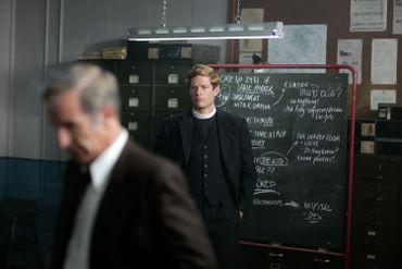 Sidney Chambers a fait ses adieux à l'inspecteur Geordie Keating dans l'épisode 2 de la saison 4. C'est la dernière fois qu'on le verra dans Grantchester