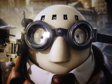 Monsieur Hublot dans la pré-sélection des Oscars
