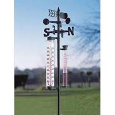 thermomètre, baromètre