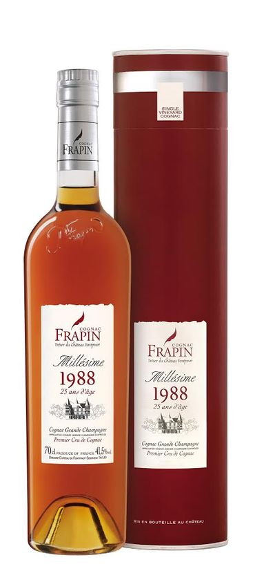 Millésime 1988 de Frapin