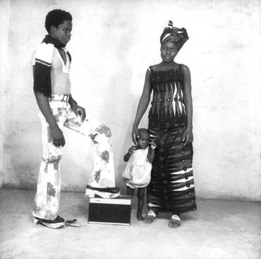 Une photo de Malick Sidibe primée au Hasselblad Award en 2003