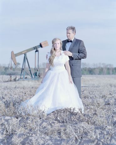 """Rose and Randall Smoak"" Dixie, Louisiana, Purity, 2010-2014 de David Magnusson"