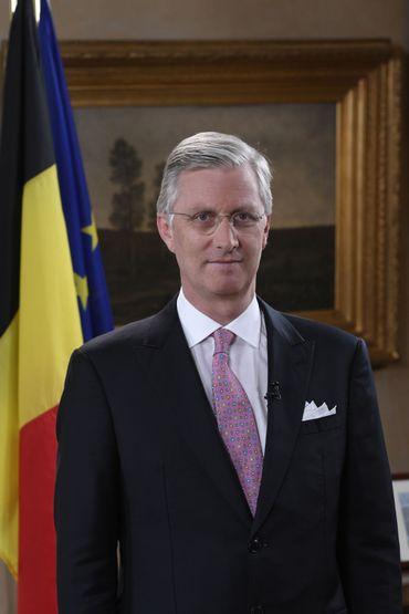 Le Roi Philippe appelle à ne pas désigner de boucs émissaires