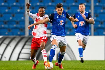 Europa League : Plombé par une défense aux abois, le Standard s'incline contre Lech Poznan