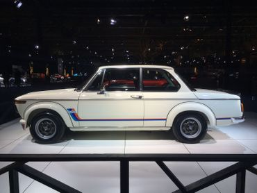 La BMW 2002 Turbo