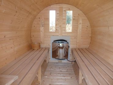 Un sauna sympa !