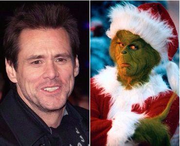 Jim Carrey, plus vert et plus poilu