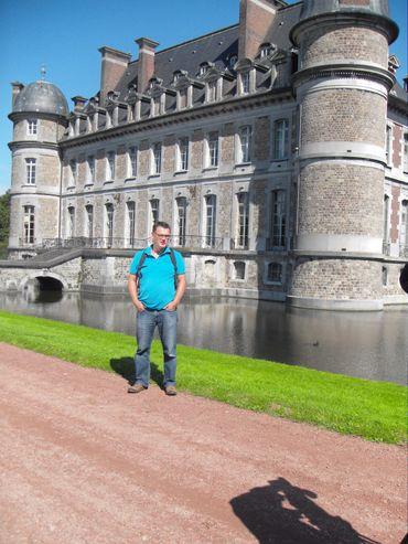 """""""C'est du Belge"""" fait sa rentrée depuis le Château de Beloeil !"""