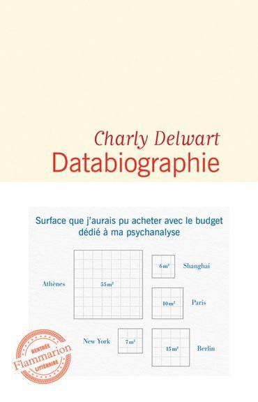 Charly Delwart et sa Databiographie : une vie racontée au moyen des chiffres