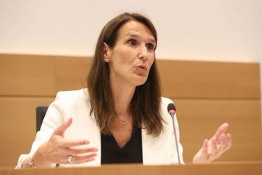Sophie Wilmes, ministre fédérale du budget - MR