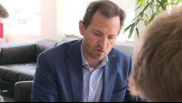 Laurent Jacquet, Directeur de la CREG, Commission de Régulation de l'Électricité et du Gaz