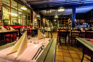 Le restaurant Sarolea, véritable musée vivant et restaurant solidaire