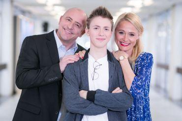 """Eliot en route vers l'Eurovision : """"The Voice m'a beaucoup aidé"""""""
