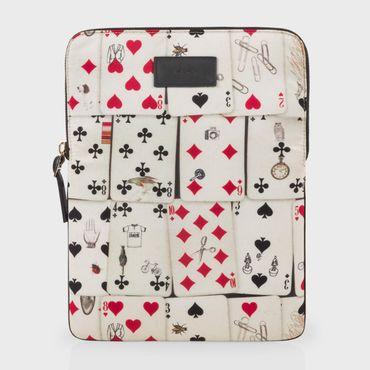 La housse Paul Smith Playing Cards est vendue 93 euros