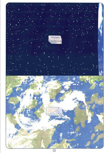"""""""Vies parallèles"""" : spatialité maison"""