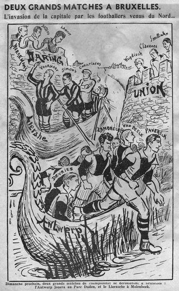 L'Union Saint-Gilloise était l'Anderlecht de l'avant-Guerre