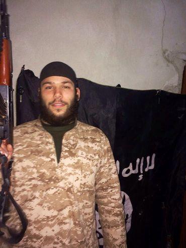 Osama K. l'homme ayant accompagné le kamikaze du métro Malbeek.